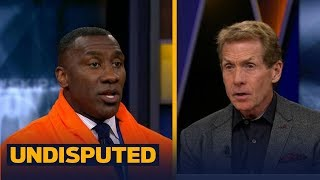 Skip Bayless and Shannon Sharpe react to Floyd Mayweather
