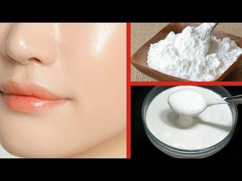 नमक और दूध 1 ही बारी में चेहरे को चाँद जैसा खुबसूरत बनाने का जबरदस्त घरेलु नुस्खा / एक घरेलु नुस्खा