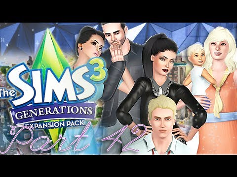 Let's Play: The Sims 3 Generations - {Part 42} Steel Horse.