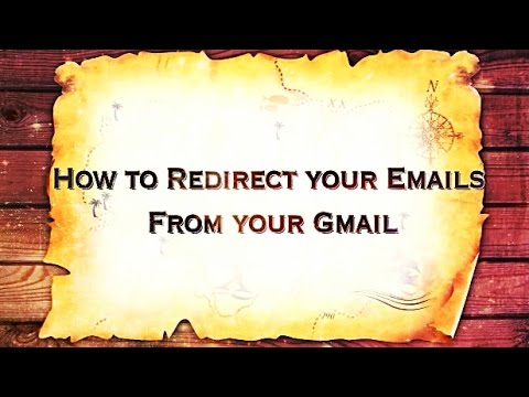 How to redirect your emails from old Gmail Accounts to new Gmail Account....