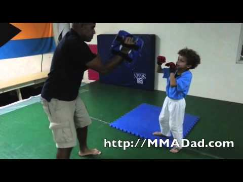 How to Teach Your Kid to Punch