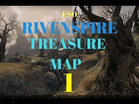 ESO RIVENSPIRE TREASURE MAP 1