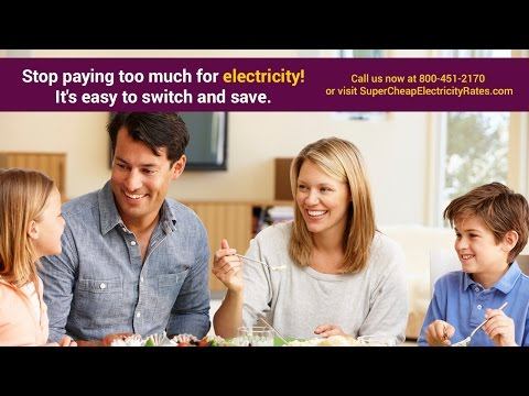 Texas Electricity Rates - Cheap Electric Rates