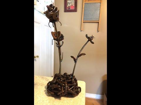 Metal Flowers, Part-3
