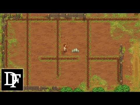 Maybe We'll Make Some Friends? - Graveyard Keeper Alpha