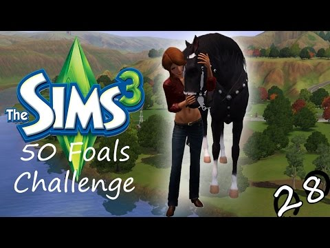 Let's Play: The Sims 3 50 Foals Challenge - Part #28 - Prom!