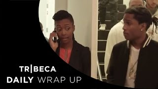 Daily Wrap Up Video  | Meeting A$AP Rocky