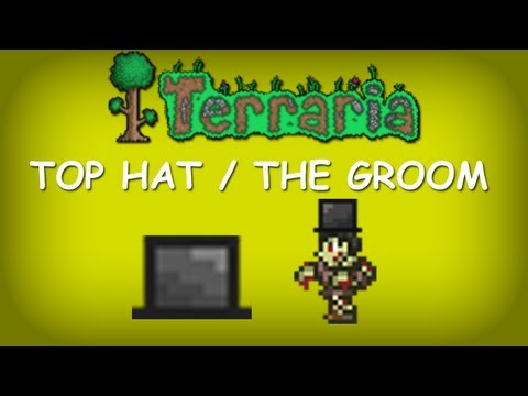 Terraria - Top Hat  (The Groom)