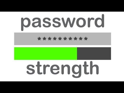 Javascript Password Checker
