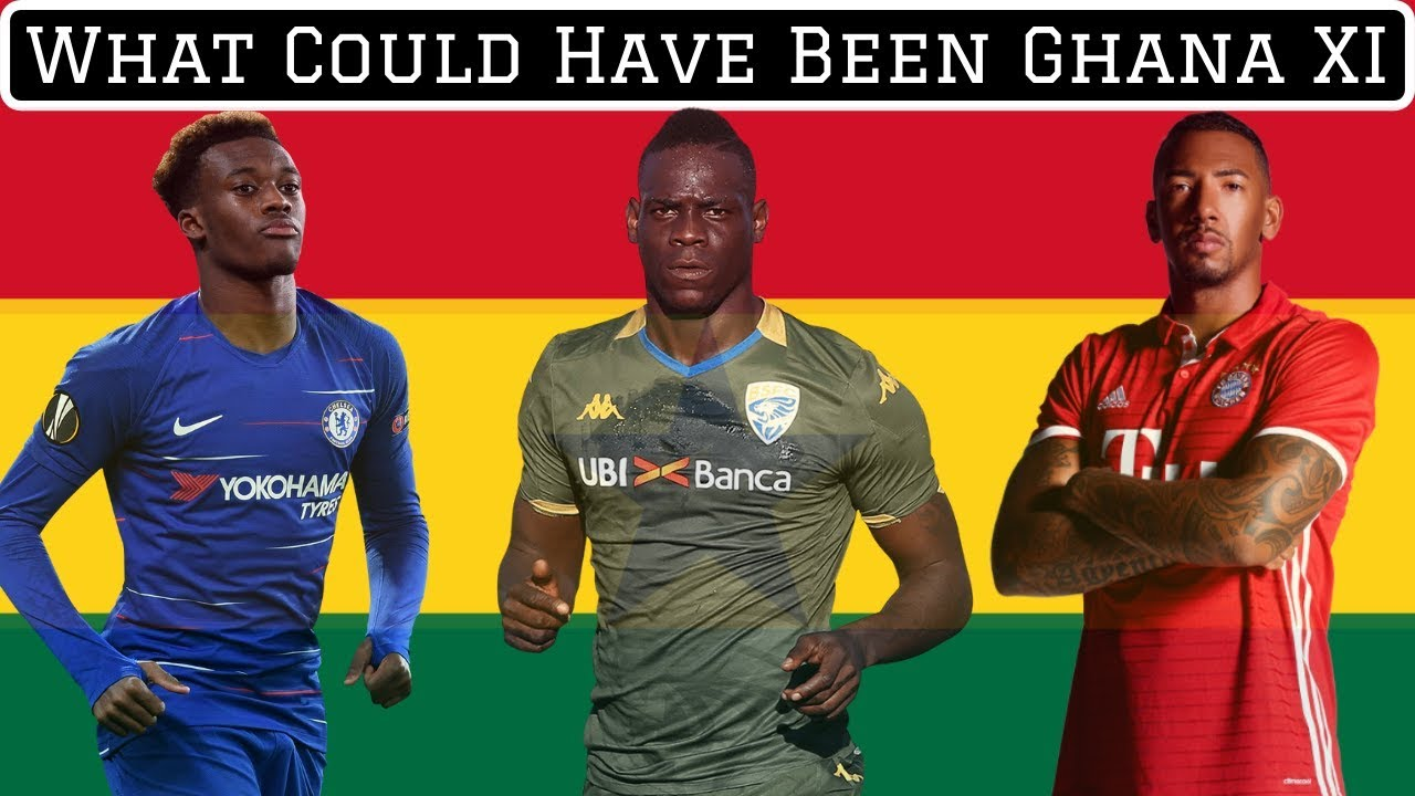 Ghana XI If All Eligible Players Declared For Them