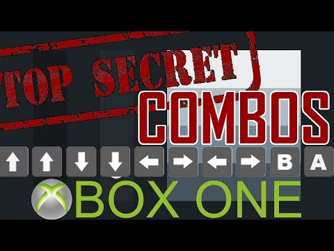 Xbox One Secret Button Combos