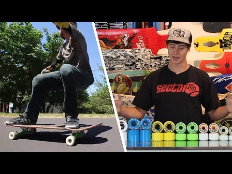 How to Choose Longboard Wheels - Tactics.com