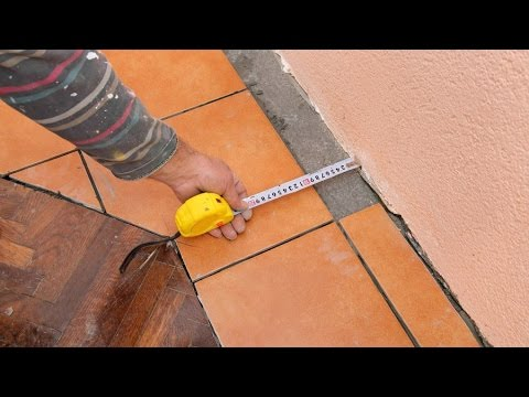 How to Measure for Tiles