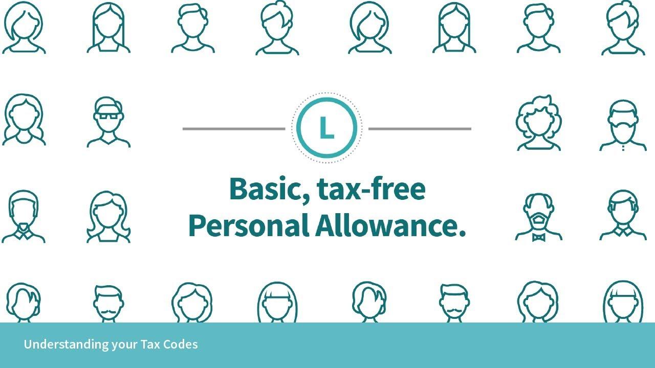 Danbro: Understanding the letters in your Tax Code