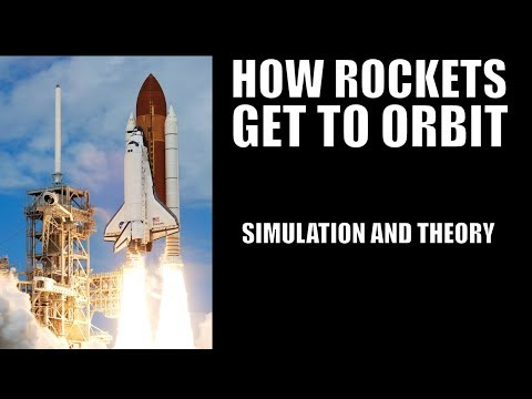 How Do Rockets Stay in Space?