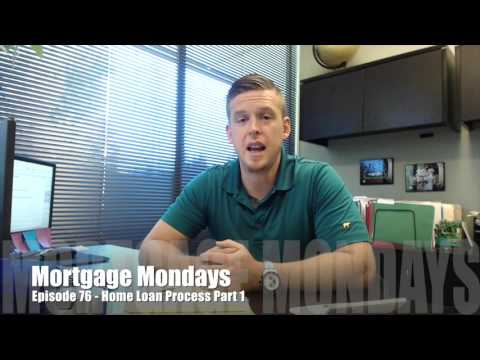 Home Loan Process   Part 1 | Mortgage Mondays #76