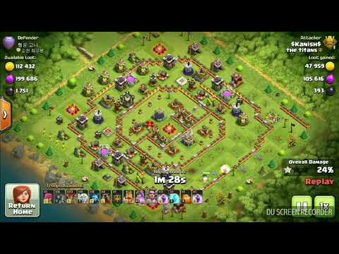 Queen level 43 clear th 11