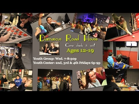 Damascus Road House Youth Center in Nortonville KY