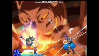 MUGEN CHAR] Son Goku (Universe Survival Version with ALL