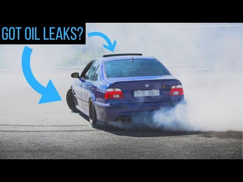 Is Your BMW Leaking Oil? Here Are The Most Likely Causes