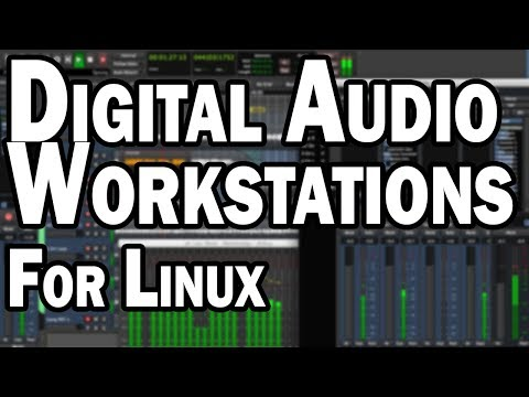 Free DAWs for Linux - Music Recording Software on Linux
