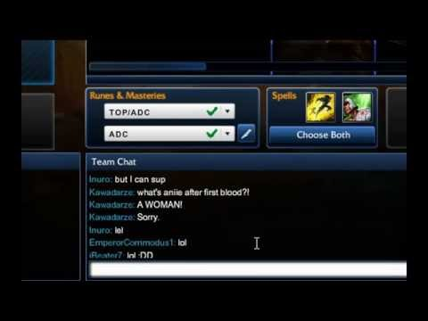 League of Legends - The Funniest Quote I've Ever Seen