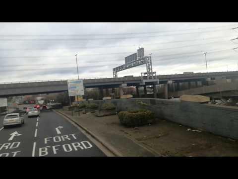 X70 Birmingham bus Old Square - Coleshill Parkway