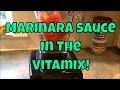 Marinara Sauce Recipe in the Vitamix - Fast and Easy!