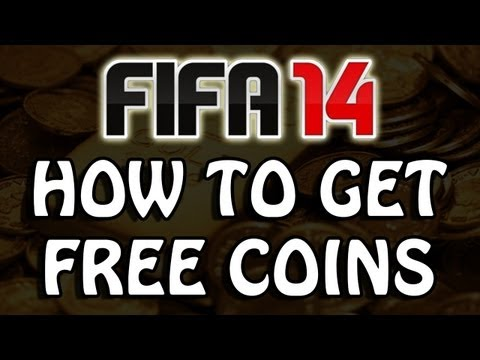 FIFA 14 Ultimate Team - How To Get FREE COINS