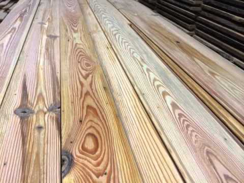 Alabama Heart Pine Reclaimed Wood For Sale