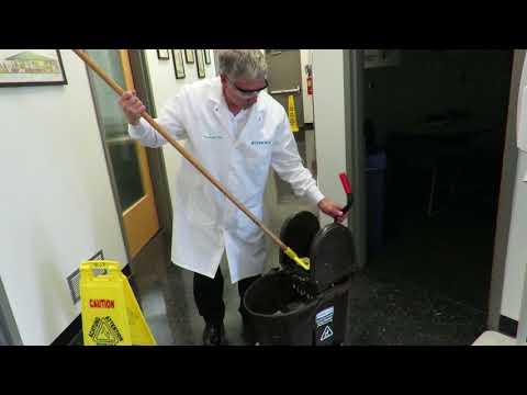 Proper Way to Mop Floors
