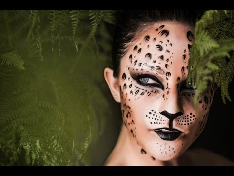 Leopard (Print) Make-Up Tutorial | Shonagh Scott | ShowMe MakeUp