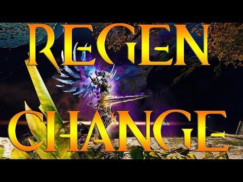 REGENERATION CHANGE INC