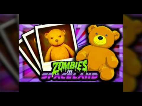 Zombie spaceland musique secret