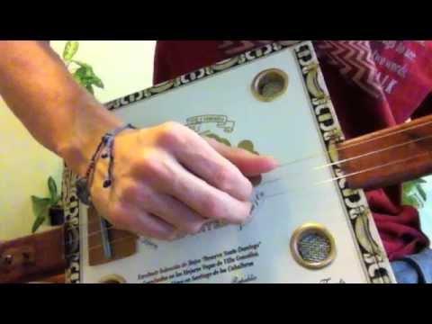 CIgar Box Guitar Lesson 1: Basics for Beginners
