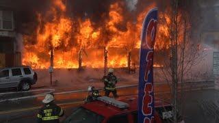 North Hudson Regional Fire & Rescue 5th Alarm 12/21/16