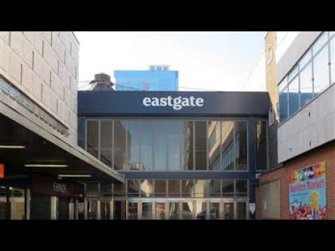 Lift tour at eastgate shopping centre in Basildon