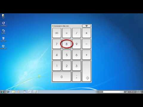 How to Use Mouse Keys in Windows 10 / 8.1 / 8 / 7 / XP Tutorial | The Teacher