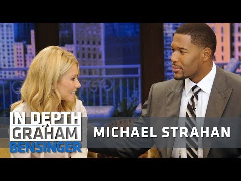 Michael Strahan: Leaving Kelly Ripa