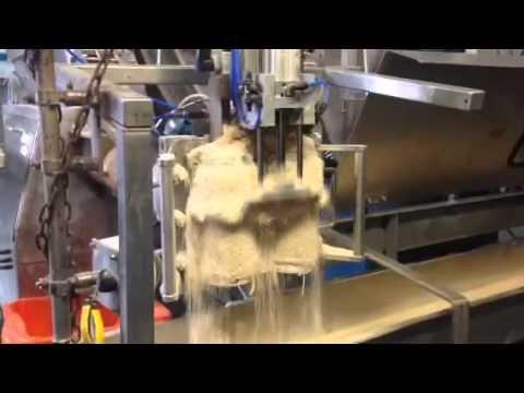 Extruding Yeast