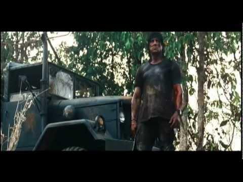 Rambo 4 (2008) Battle Adagio Song Aftermath Scene - [Film Score] Movie / Soundtrack - Brian Tyler