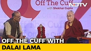 In Conversation With His Holiness The Dalai Lama
