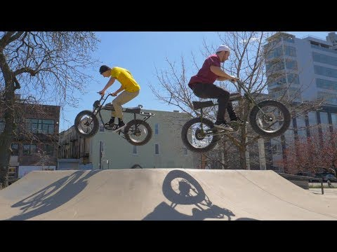 CAN THE SUPER 73 E-BIKE HANDLE THE STREETS OF NYC? *THE ULTIMATE TEST*