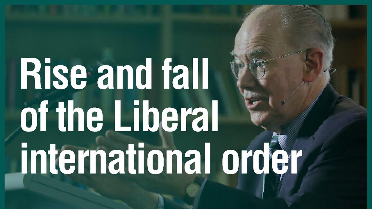 John Mearsheimer | The liberal international order