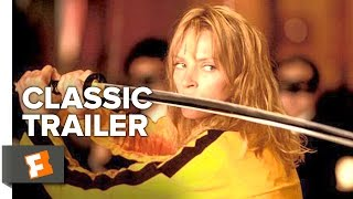 Kill Bill: Vol. 1 (2003) Official Trailer - Uma Thurman, Lucy Liu Action Movie HD