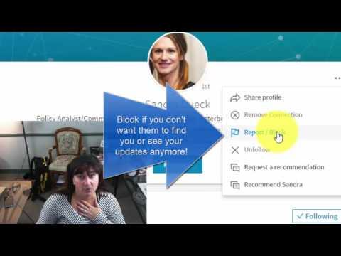 LinkedIn New Profile View & NEW Endorsements