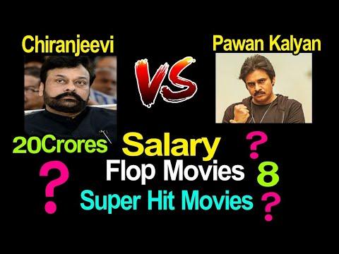 Chiranjeevi Movies VS Pawan Kalyan Movies | Chiranjeevi And Pawan Kalyan Biography | News Mantra