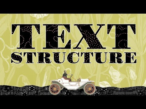 The 5 Types of Text Structure