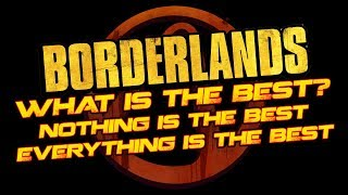 Borderlands 2: When not to use matching parts Pimpernel