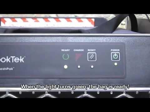 CookTek Pizza Thermal Delivery System (PTDS )
